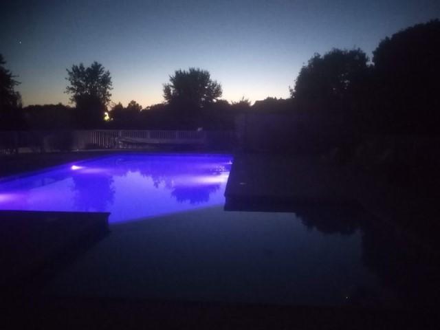 La Résidence Du Lac Piscine Bleue 86